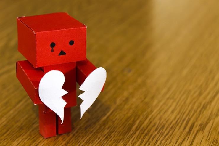 Come superare una delusione d'amore