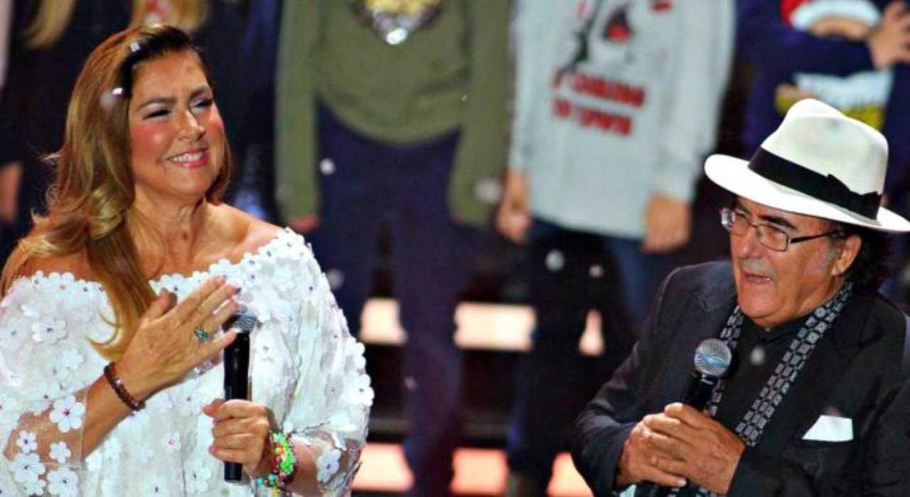 Albano e Romina nonni - Solonotizie24