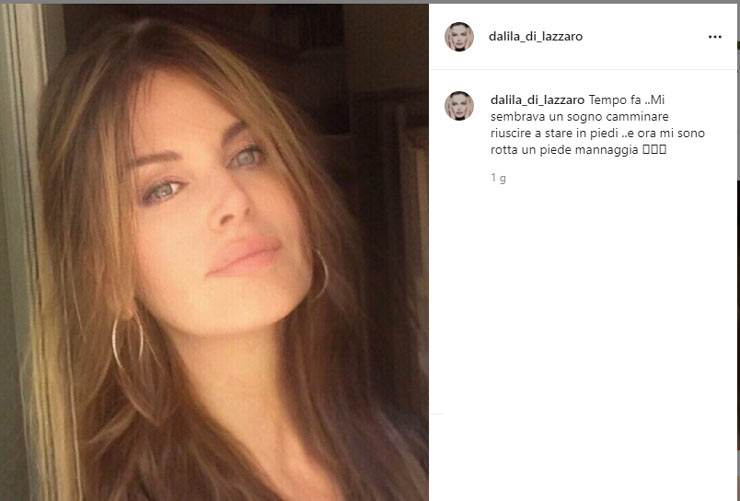 Dalila Di Lazzaro - Solonotizie24