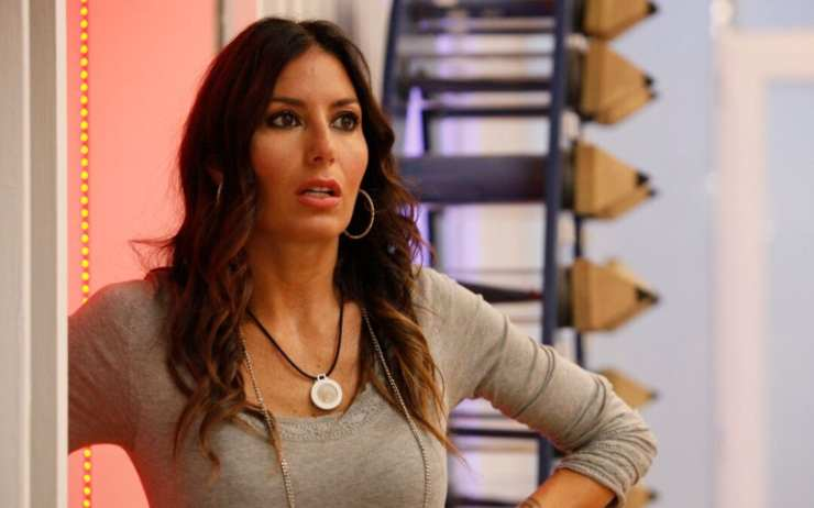 Elisabetta Gregoraci ladri in casa - Solonotizie24