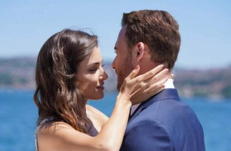 Love Is In the Air Eda Serkan - Solonotizie24