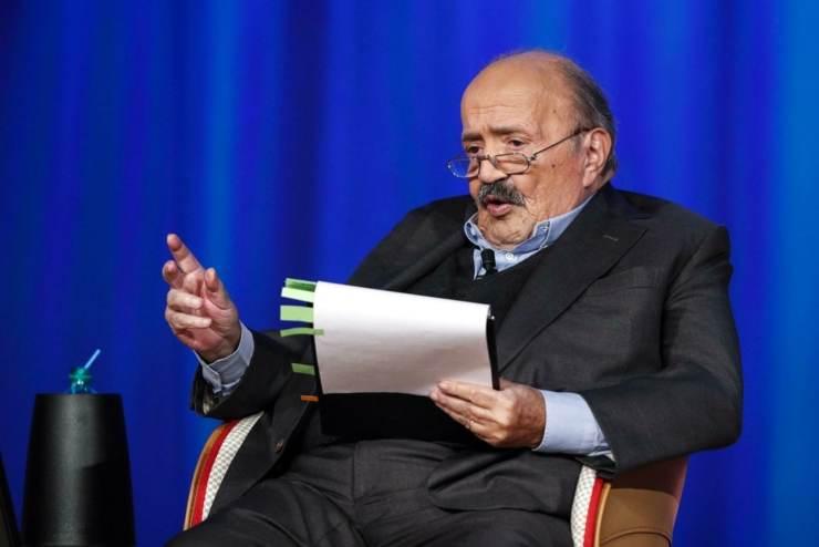 Maurizio Costanzo Raoul Bova - Solonotizie24