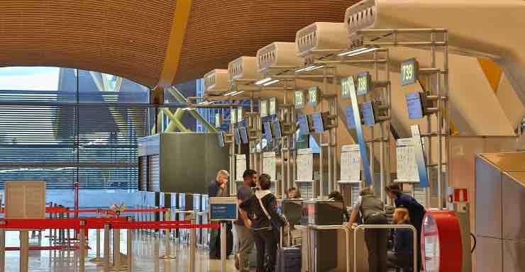 controlli aeroporto: cosa fare