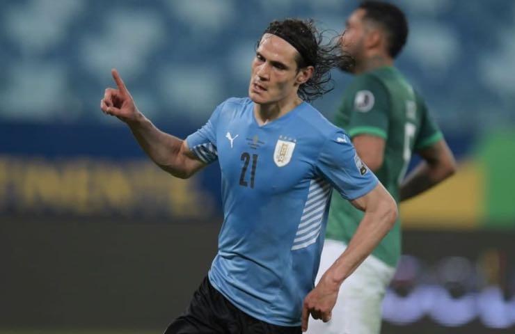 Uruguay ai quarti