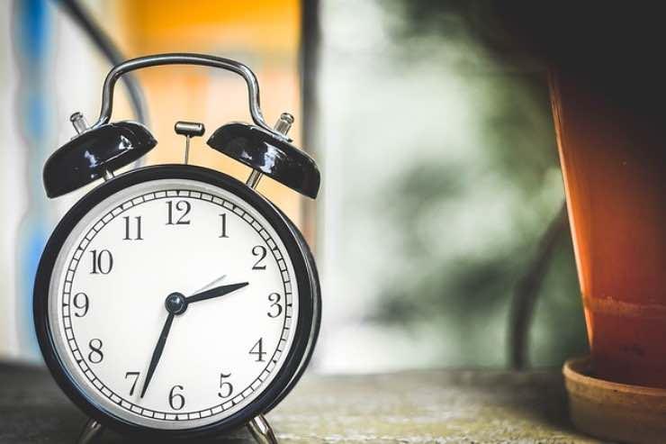 Come avere voglia di svegliarci presto