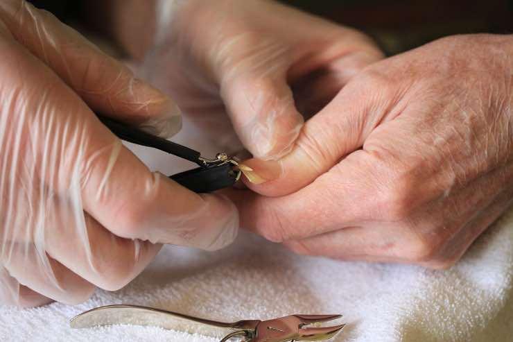 Come tagliare le unghie