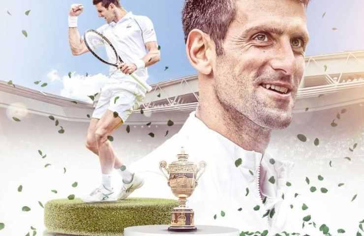 Djokovic vince Wimbledon