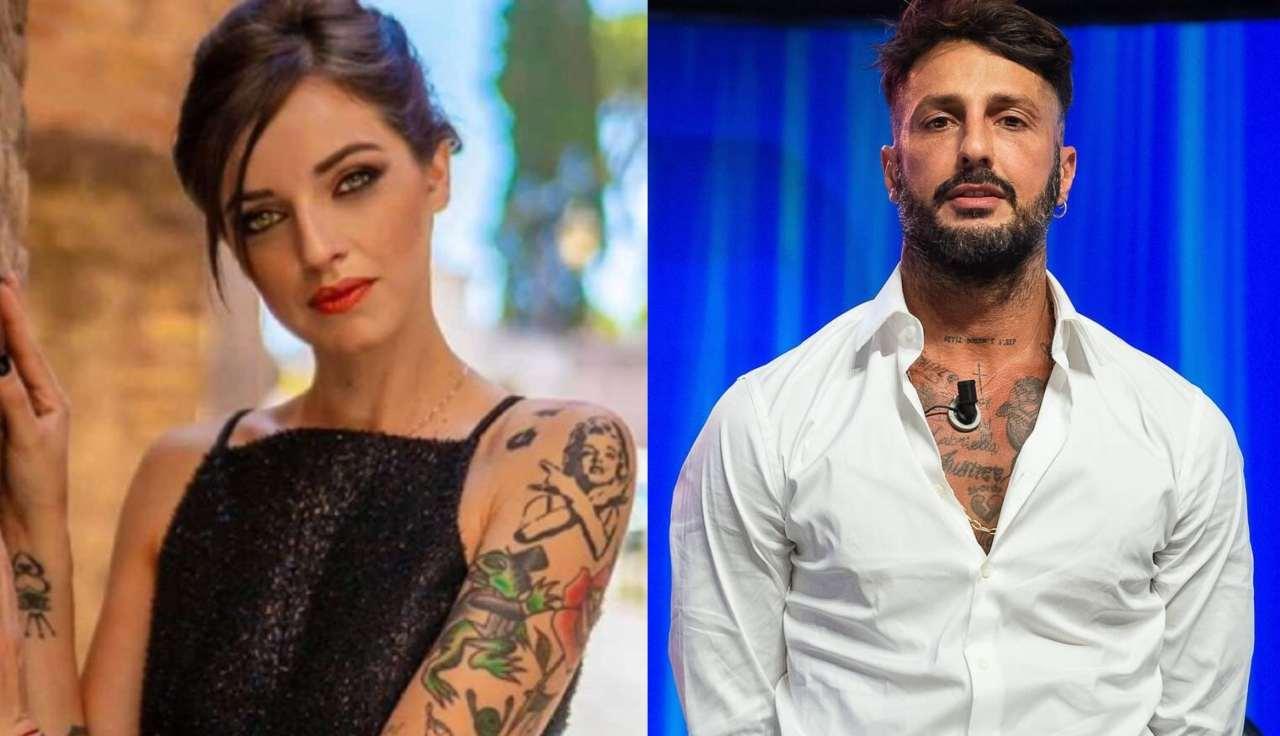 Jessica Antonini guerra con Fabrizio Corona - Solonotizie24