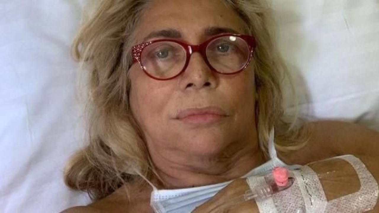 Mara Venier in ospedale - Solonotizie24