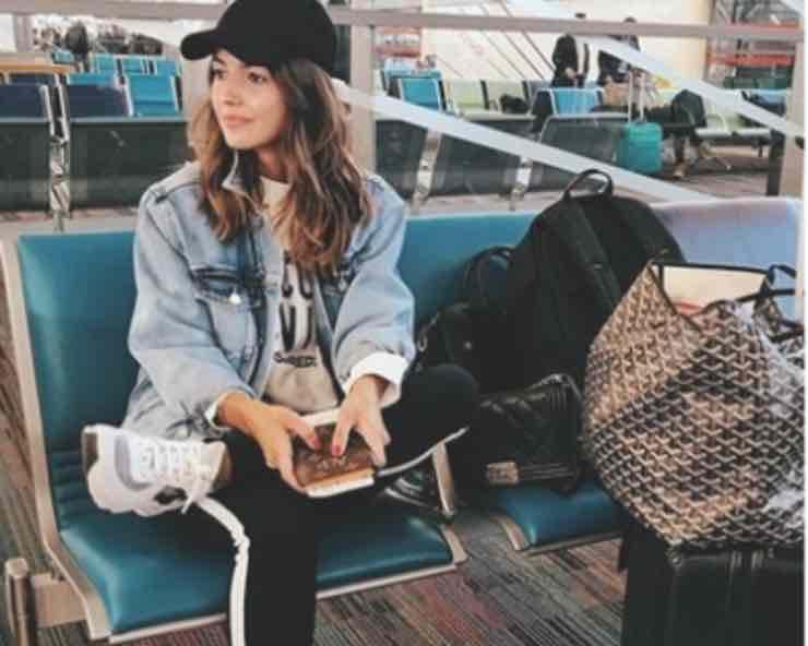 outfit da viaggio