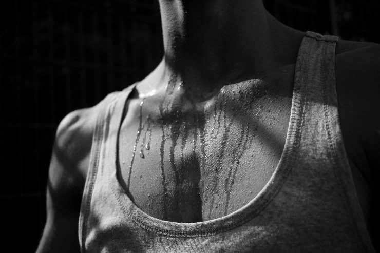 Come combattere il sudore