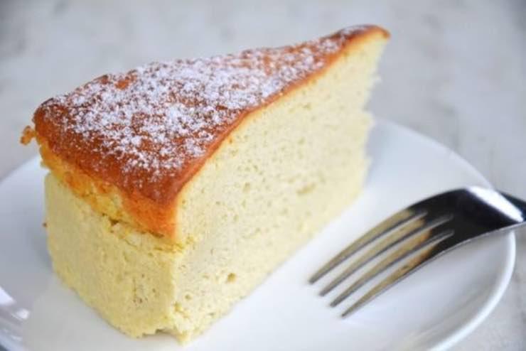 torta alla rciotta