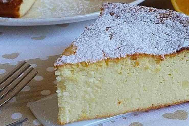 torta alla ricotta