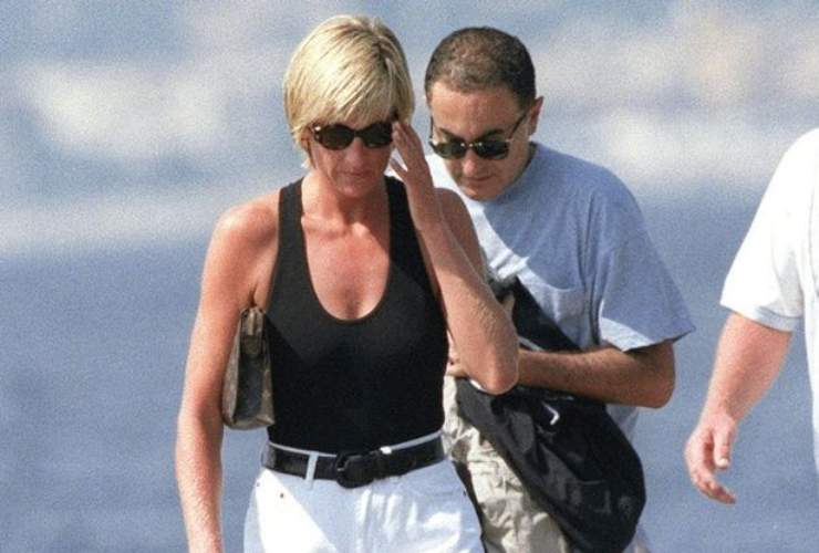 Lady Diana incidente sangue - Solonotizie24