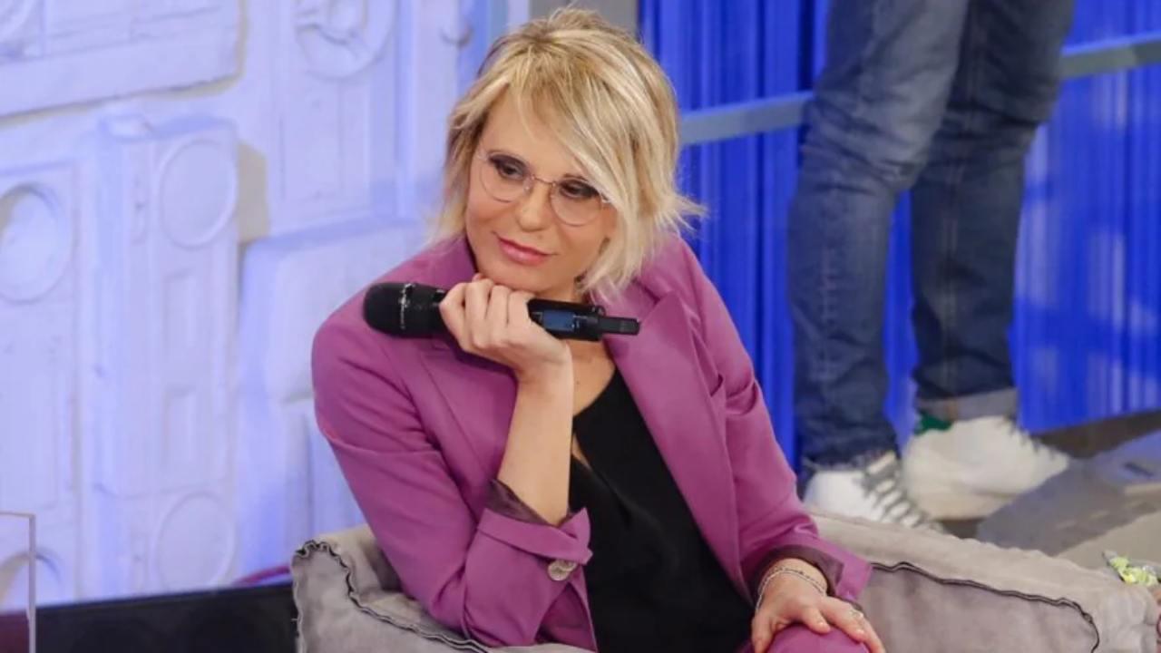 Maria De Filippi costretta a lasciare   Il colpo di scena che fa  preoccupare i fan - Solonotizie24