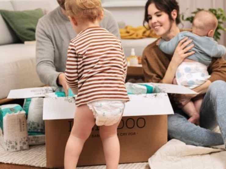 Come togliere il pannolino