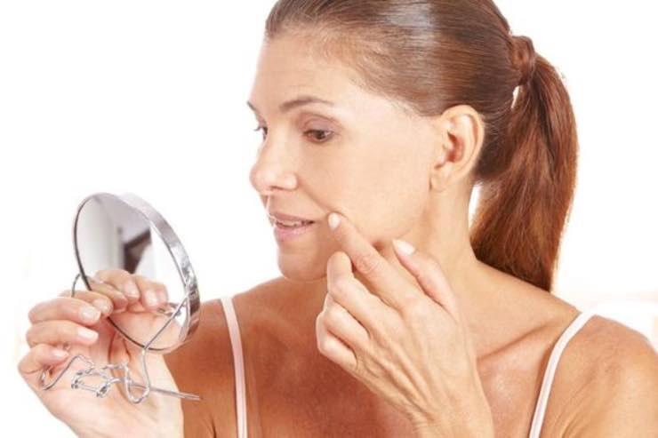 depilazione viso