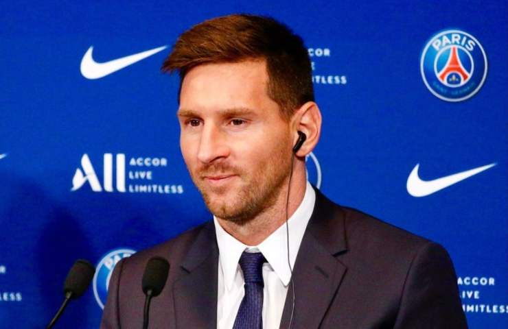 Messi al PSG