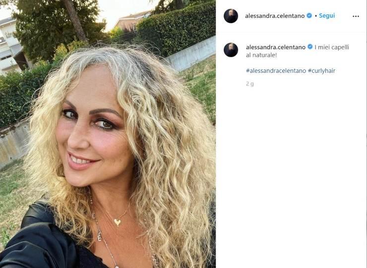 Alessandra Celentano look - Solonotizie24