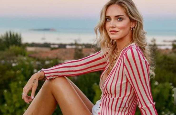 Chiara Ferragni cambio look - Solonotizie24