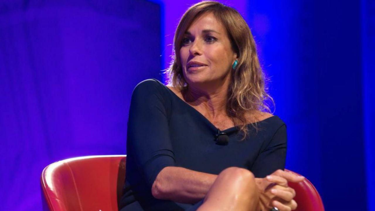 Cristina Parodi red carpet Venezia - Solonotizie24