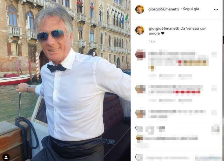 Giorgio Manetti Venezia Gabbiano - Solonotizie24