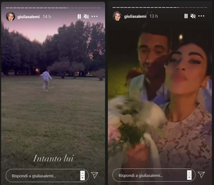 Giulia Salemi matrimonio - Solonotizie24