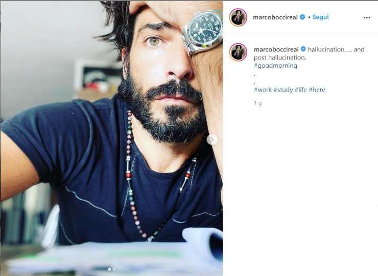 Marco Bocci prima e dopo - Solonotizie24