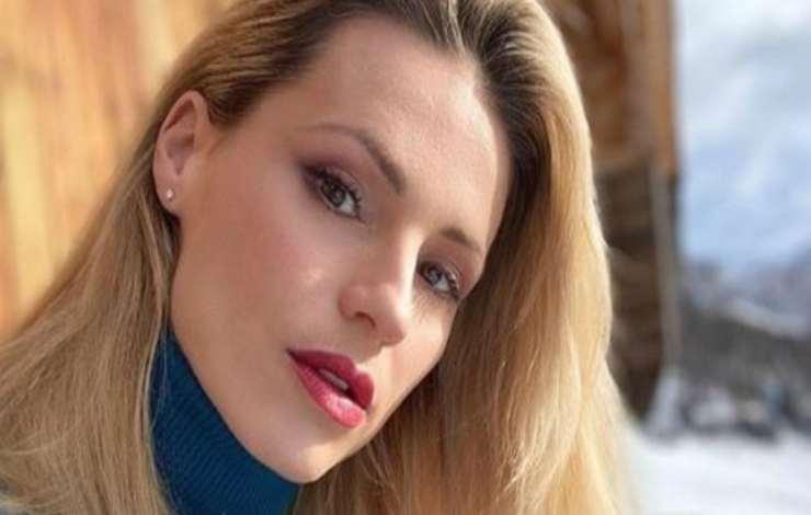 Michelle Hunziker difetto fisico - Solonotozie24