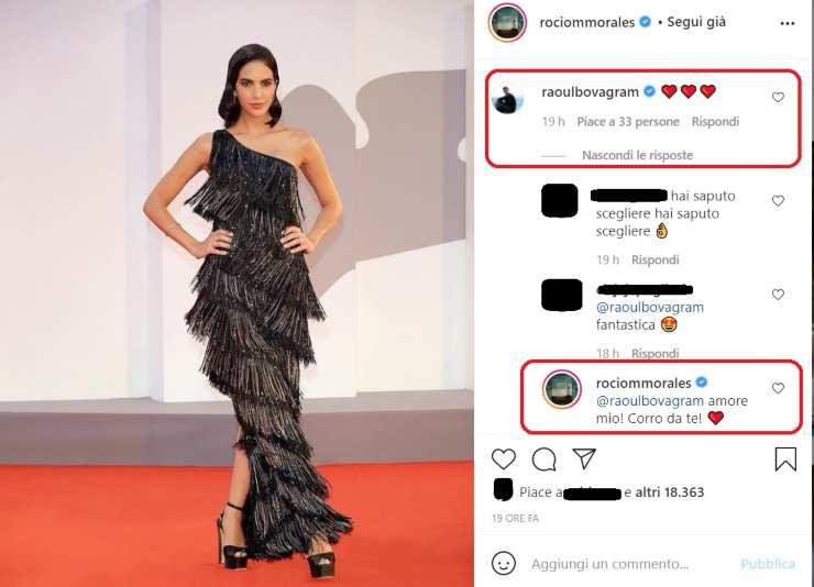 Rocio Munoz Morales red carpet - Solonotizie24