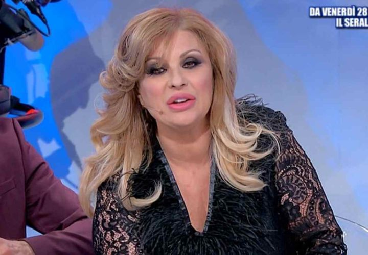 Tina Cipollari dimagrita - Solonotizie24