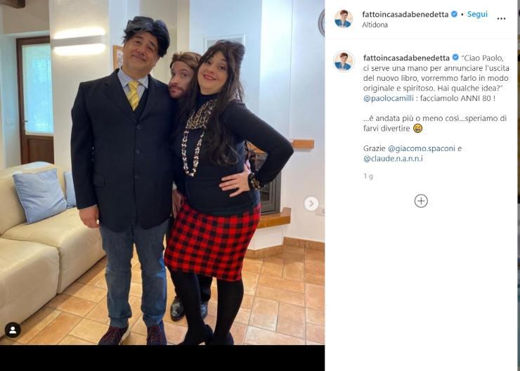 Benedetta Rossi capelli lunghi - Solonotizie24