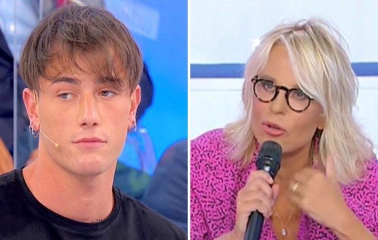 Maria De Filippi infuriata Uomini e Donne - Solonotizie24